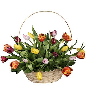 Корзина цветов Ералаш